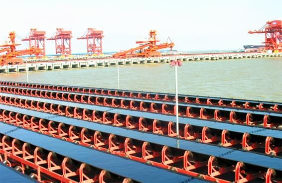 江苏双箭-输送机码头应用场景
