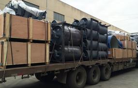 天津500米输送线案例(发货中)