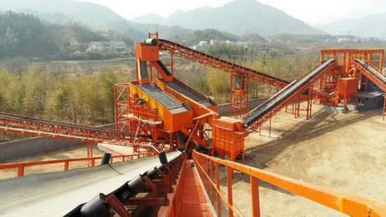江西矿山2000米输送线是如何打造出来的?
