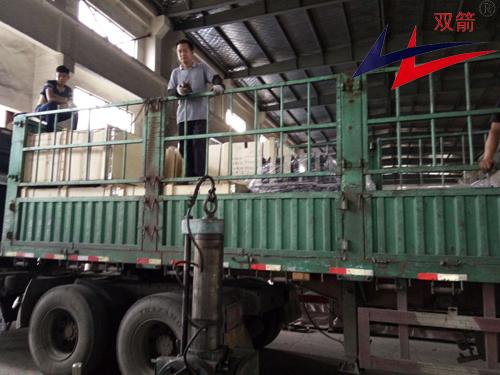 江苏双箭——天津输送机项目发货
